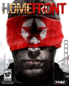 Homefront game cover